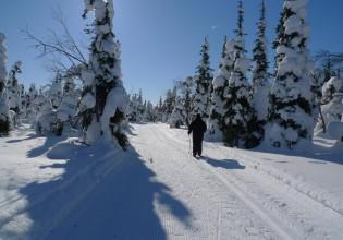 Karhunkierros Trail (Finland)