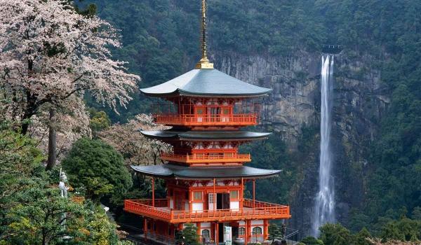 Nachi Falls And Pagoda 2