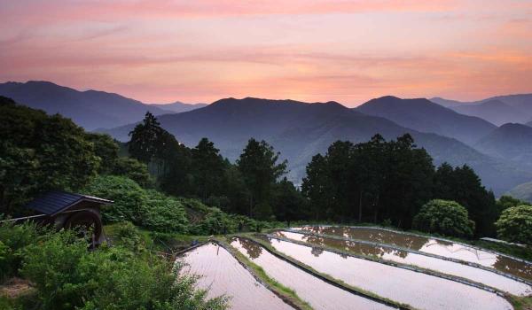 Takahara Village Along Kumano Kodo 3