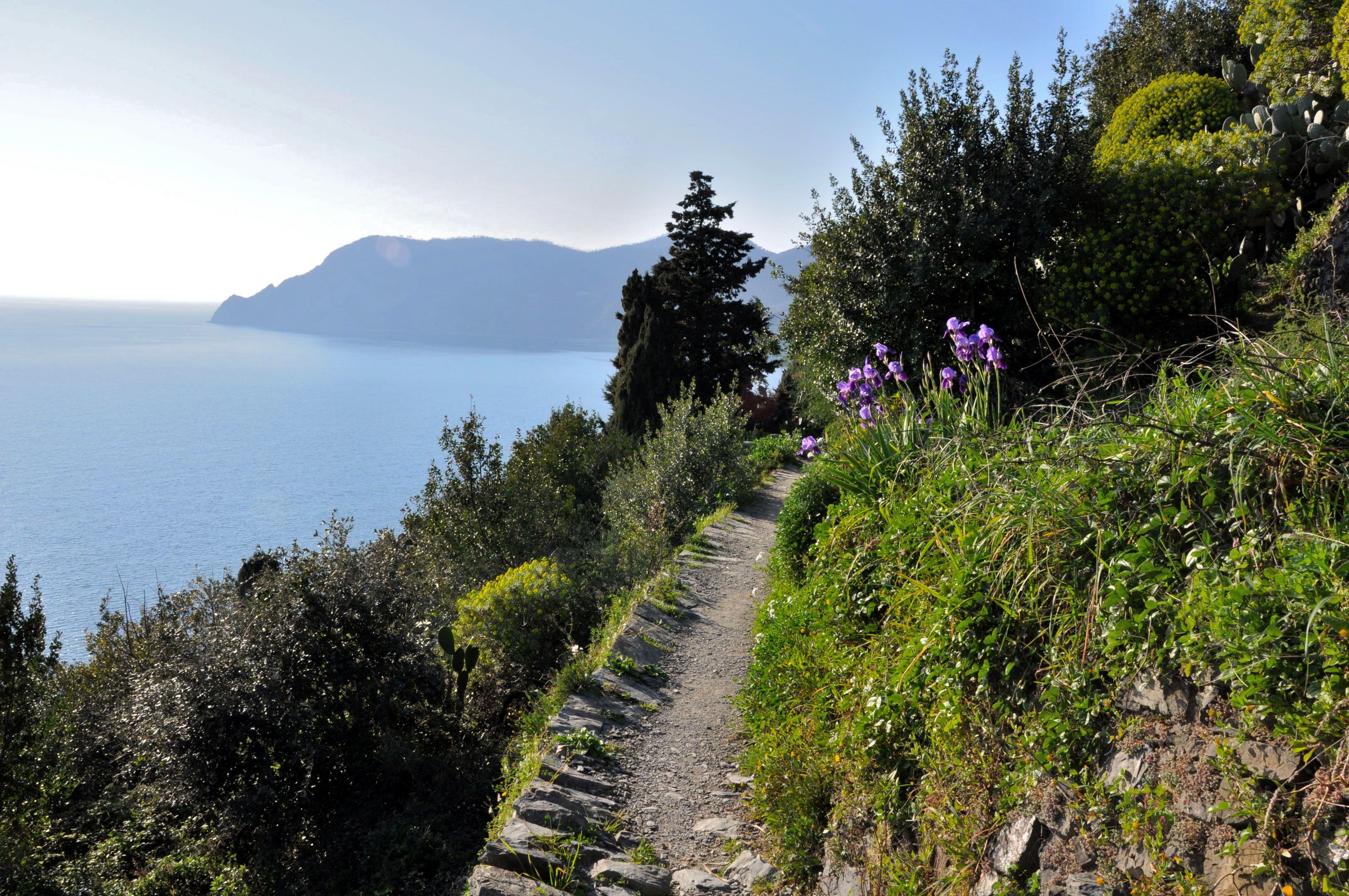 Cinque Terre Trails (Italy)