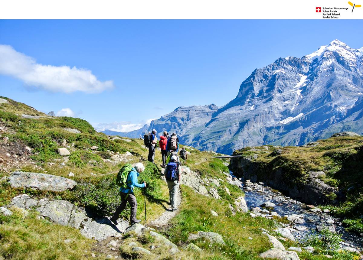 Switzerland Hiking Routes