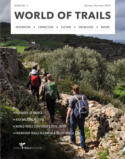 "Launch Of ""World Of Trails"" Online Magazine"