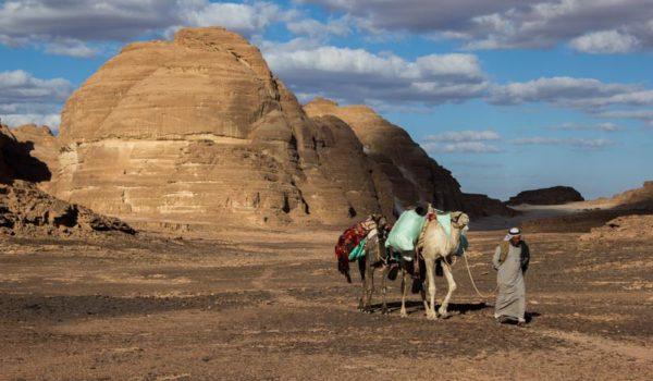 Sinai Trail, Near Jebel Mutamir