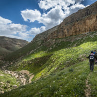 The Abraham Path. Hiking in the footsteps of the Patriarch