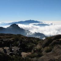 Trilha Transmantiqueira - Itaguaré e Serra Fina - Visual do Cume do Pico dos Marins - Hugo de Castro